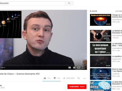 YouTube : C'est quoi des vulgarisateurs ?