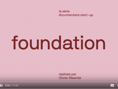 Une série documentaire sur des start-up de Station F (Foundation)
